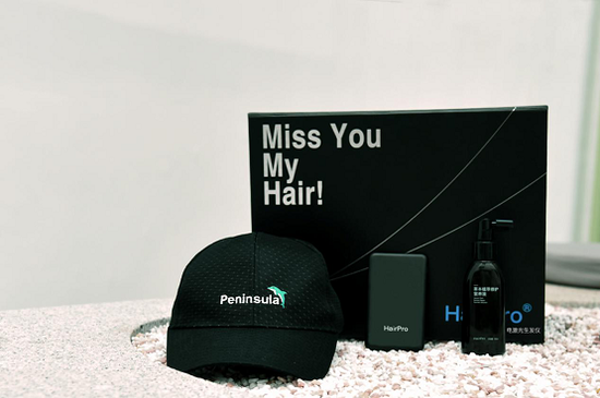 当发型都拯救不了脱发女孩时,黑科技出场