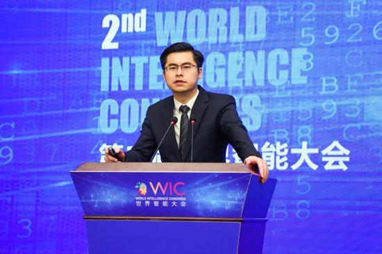 京东金融副总裁、首席数据科学家、城市计算事业部总经理郑宇