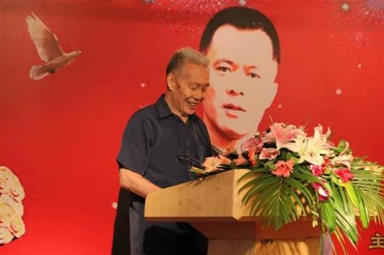 毛泽东手稿管理员、中央档案馆管理员 齐得平