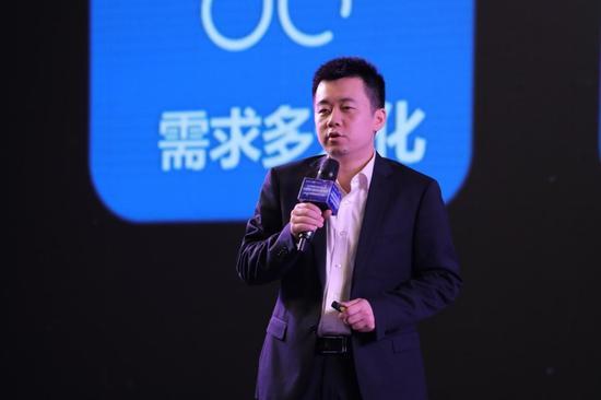 中移物联网有限公司产业合作部副总经理樊科先生
