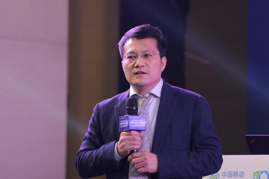 中国移动物联网联盟秘书长、中移物联网有限公司总经理乔辉先生
