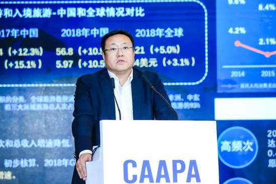 海昌海洋公园控股有限公司执行董事兼行政总裁王旭光