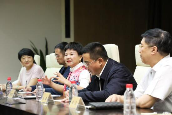 财政部PPP中心一行调研东方园林:PPP+环保,把美丽中国蓝图变为现实