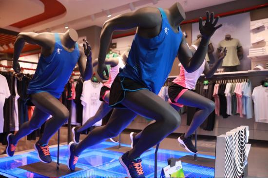 乔丹体育赞助2018兰马赛事 一路高能静待开跑