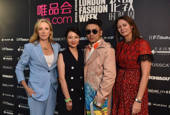伦敦时装周国潮来袭 唯品会携四大品牌打造C-Pop国际时尚风向标