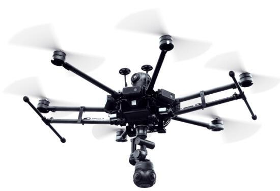 观界科技全景摄像机+无人机方案