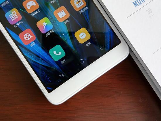 不到500元就能够获得全面屏的体验,中国移动A5手机可谓是相当划算了。