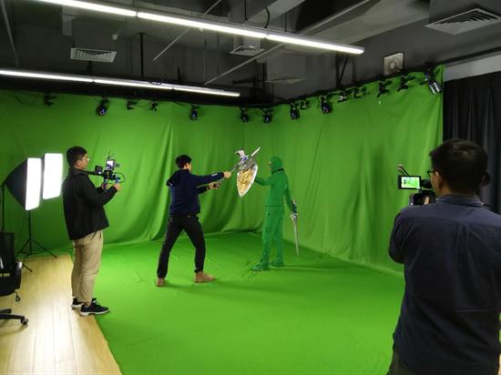 瑞立视发力影视行业,打造国产数字虚拟拍摄行业解决方案产品