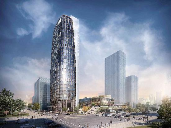 吕元祥建筑师事务所 匠心打造腾讯华东总部大厦