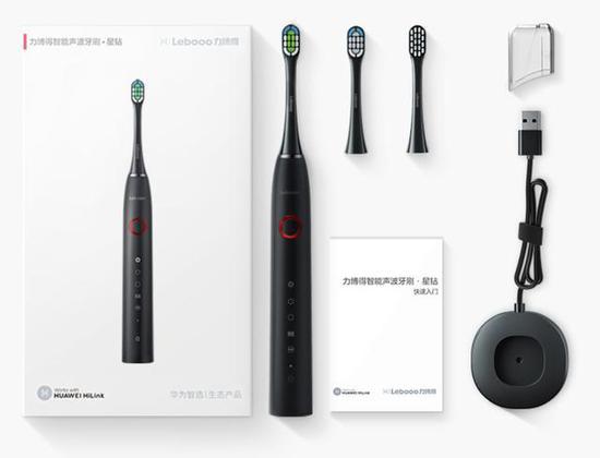 被华为认可的国产电动牙刷品牌:力博得,实力到底如何