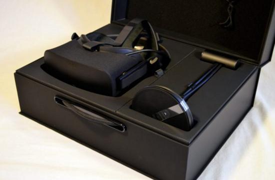 消费者版本的Oculus Rift