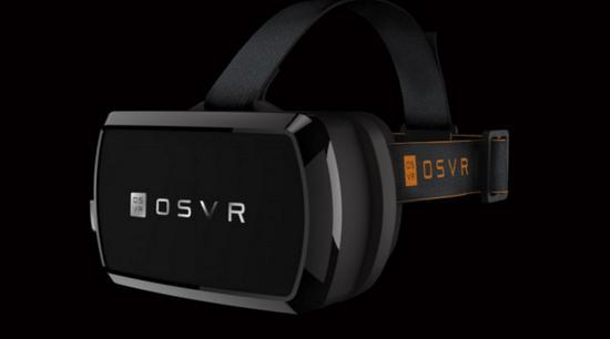 OSVR HDK Headset