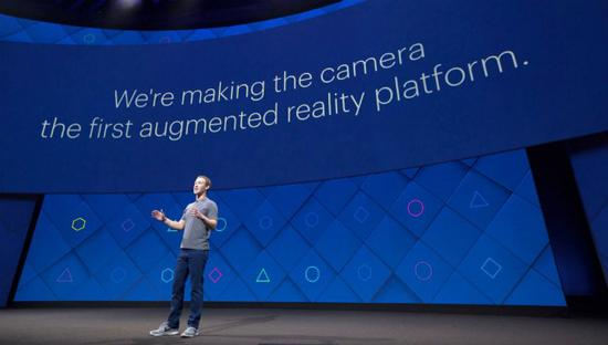 <b>马克扎克伯格:虽然AR还没来临,但是相机还是来了</b>