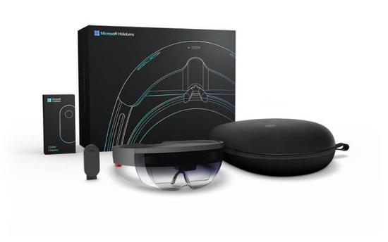 10日起开始预售,HoloLens正式进入中国:最低2.3万人民币