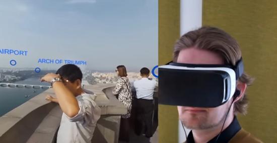 <b>足不出户,VR带你游览朝鲜:平壤风情</b>