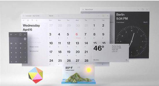 <b>微软推出最新界面:全面与VR/AR接轨的UI设计</b>