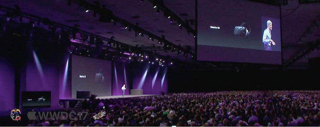 <b>Apple正式拥抱VR,旗下产品将可支持Vive平台</b>