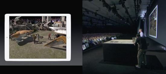 <b>苹果开放ARKit之后,即将有一大波AR开发者进入战场</b>