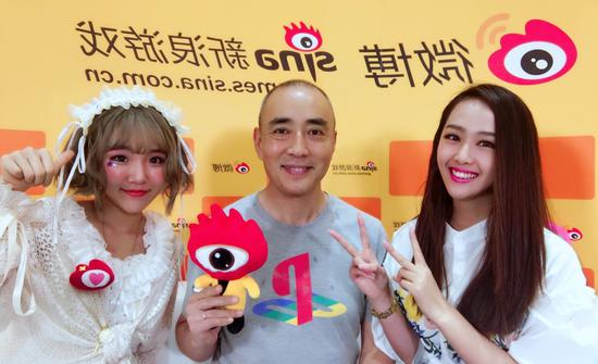Q:五仁叔来过ChinaJoy很多次了,您觉得今年ChinaJoy的整体氛围与往年相比有什么不同?