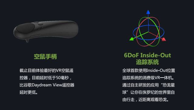 Q:爱奇艺认为哪些同类产品会是自家4K VR一体机的强力竞争对手?