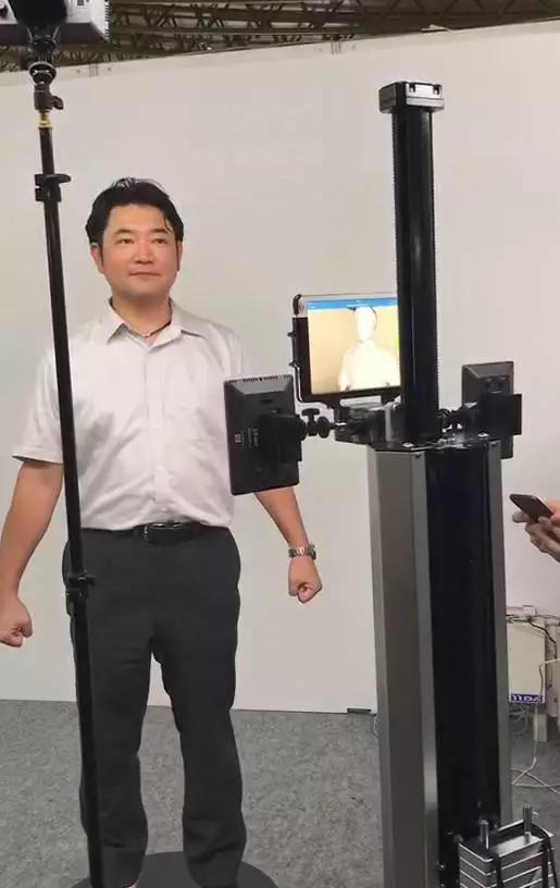 一套优秀的人体3D建模自动化工具