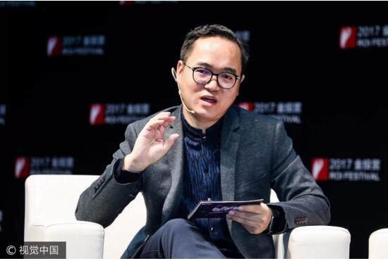 知萌咨询机构创办人兼CEO肖明超在金投赏发表观点