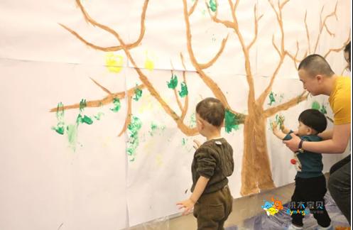 积木宝贝全国中心启动绿色计划,植树要从娃娃抓起