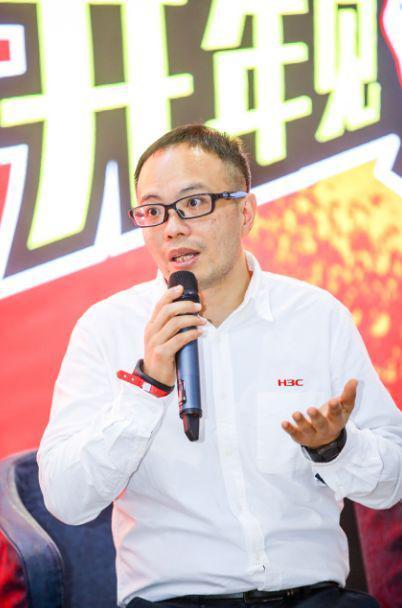 新华三存储产品总监张颖
