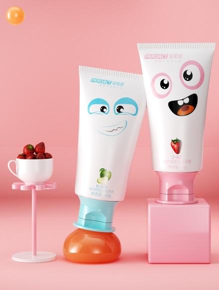 儿童牙膏怎么选 倍加洁益生菌儿童牙膏助力孩子健康成长