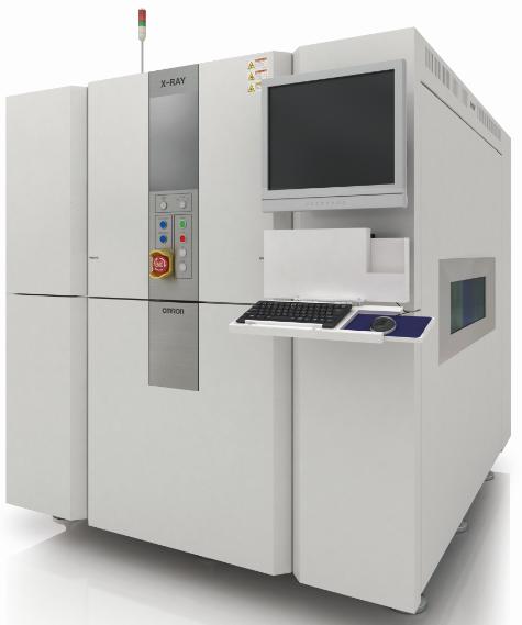 高速CT型X射线自动检查装置 VT-X750