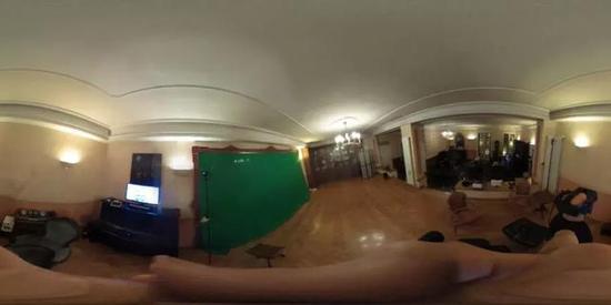 现实中的Enea工作室,空间很大呢