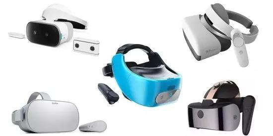 VR头显销量下滑严重一体机销量暴增