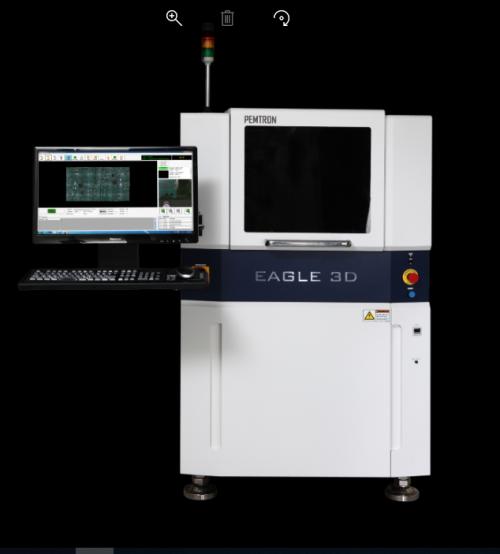 3D自动光学检测机EAGLE 3D 8800