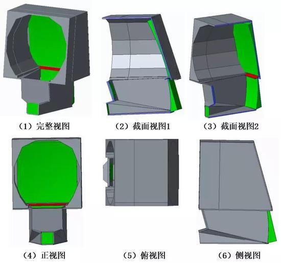 图12.机械结构整体设计