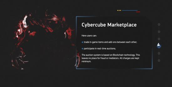 Cybercube Store将成为游戏服饰和配件的在线商店,你可以: