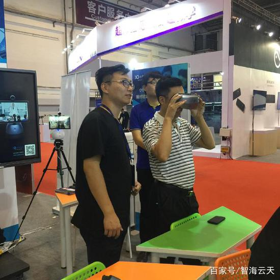 """生态组团参展,共筑""""VR+""""时代下品牌共赢"""