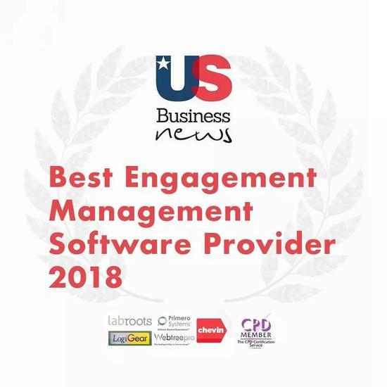 EventBank荣获《北美商业新闻》Best Engagement