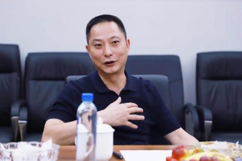 图:红瑞集团董事长唐益