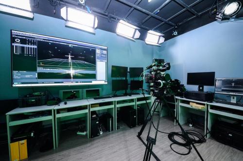 上海大学上海电影学院虚拟特效拍摄工作室