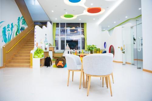 格杰思国际幼儿园五大特色课满满能量,让孩子在快乐中成长