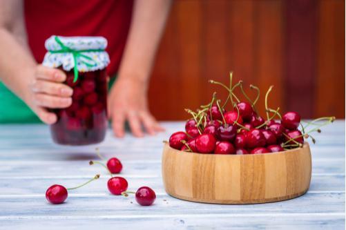 想要红润透亮的好气色,你爱的智利樱桃正当红!