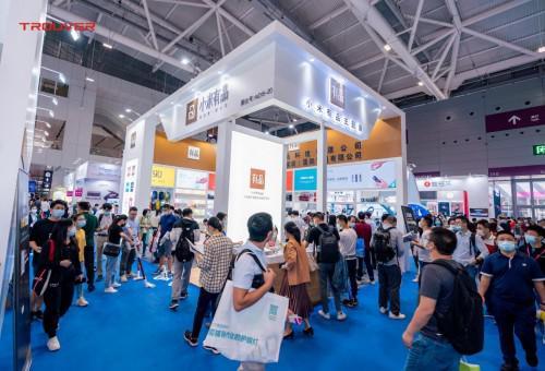 大未科技完美谢幕第28届深圳礼品展,新品亮相有品受追捧