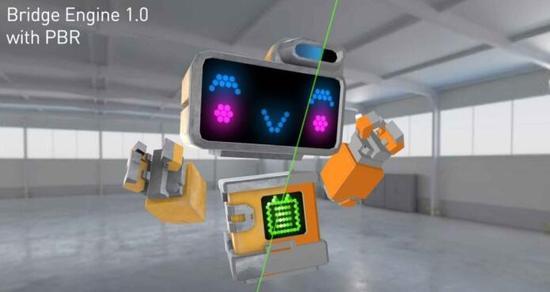 Bridge Engine支持在Unity编辑器中进行模拟