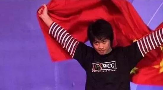 2005年,SKY在《魔兽争霸3》项目正赛成功打败美国War3选手Shortround创造了中国历史,也让WCG真正在中国生根发芽
