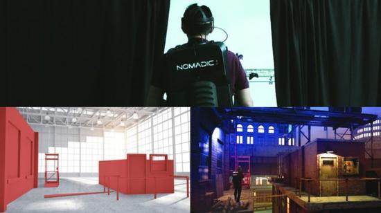 Normadic为《亚利桑那阳光》定制专属的VR游戏设备