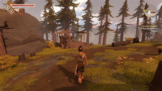 Epic开放世界冒险游戏《Pine》免费送