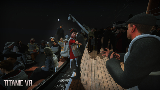 还原真相 VR教育游戏《泰坦尼克号VR》本周登陆PSVR