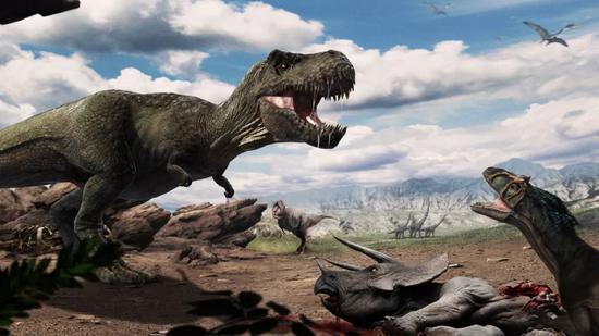 史前世界-侏罗纪