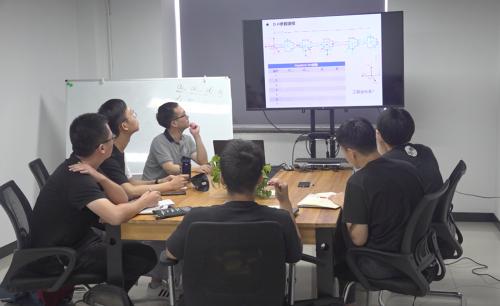 一维弦科技与清华大学新雅书院合作暑期企业实践课程