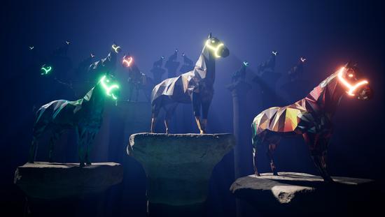 雅达利向AR赛马游戏《Zed Run》授权多个游戏IP内容